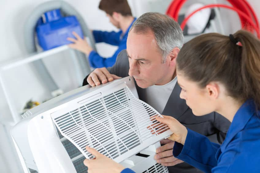 Air Conditioning and Heater Installation