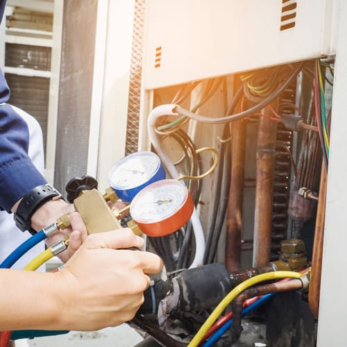 Air Conditioning and Heater Repair and Maintenance
