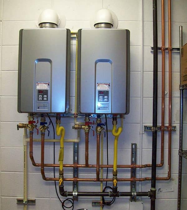 Why You Should Get a Tankless Water Heater